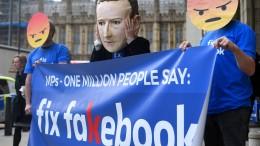 Facebooks fragwürdige PR-Methoden