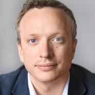 """Martin Gropp - Portraitaufnahme für das Blaue Buch """"Die Redaktion stellt sich vor"""" der Frankfurter Allgemeinen Zeitung"""