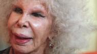 Exzentrische Herzogin von Alba ist tot