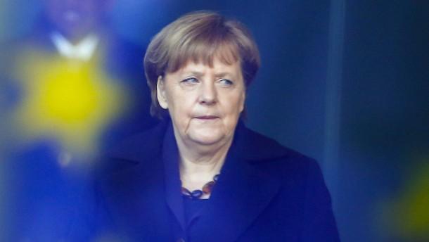 Merkels Versagen