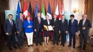 Merkel und Trump vereinbaren Arbeitsgruppe im Handelsstreit