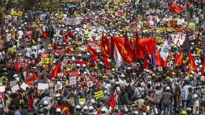 In Myanmar wächst die Angst vor einer Eskalation