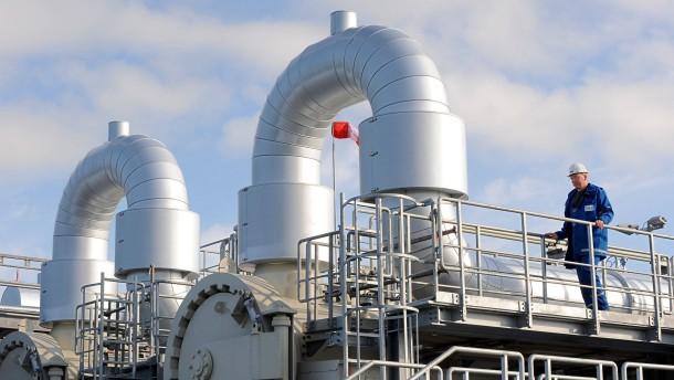 Bayern fordert eine nationale Gasreserve