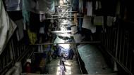 In den Hintergassen des indonesischen Jakartars