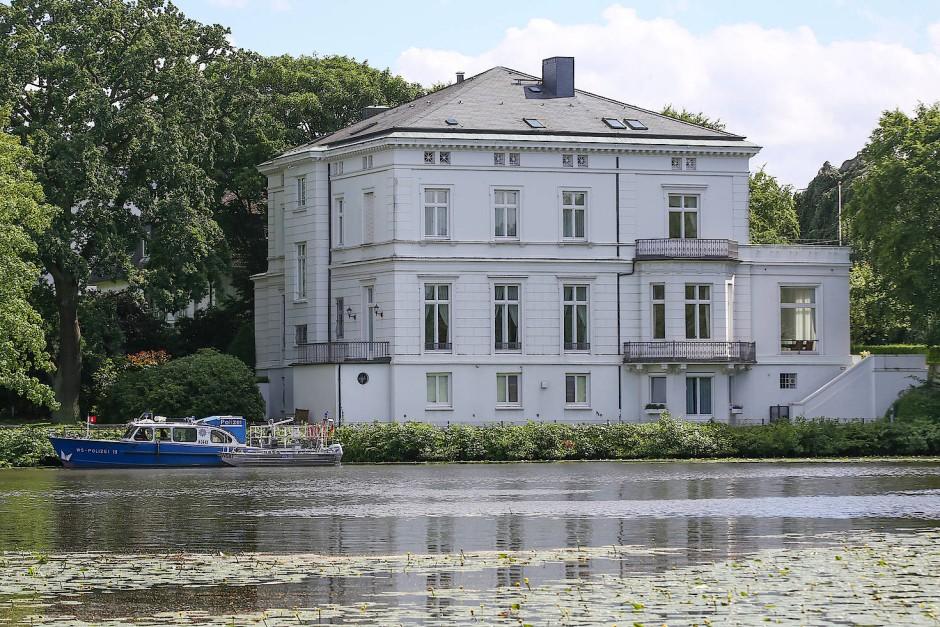 Feenteich Hamburg Hotel
