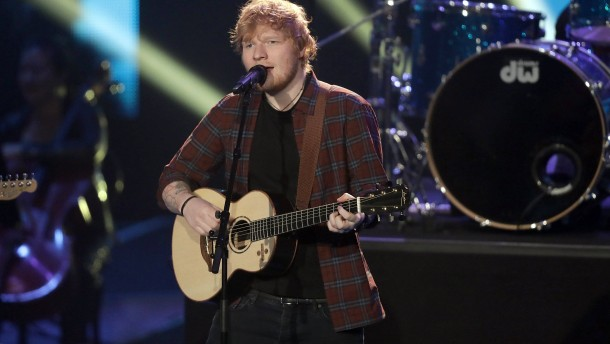 Hat Ed Sheeran bei einem Soulsänger abgekupfert?