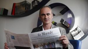 Führungskrise beim französischen Traditionsblatt 'Le Monde'