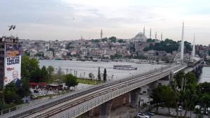 Schwalbe am Bosporus
