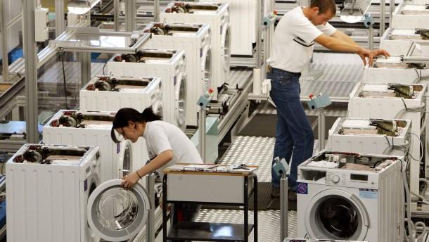 Siemens will Hausgeräte-Geschäft loswerden