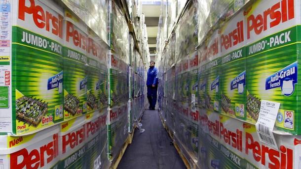 """""""Persil und Shampoo sind ziemlich krisensicher"""""""