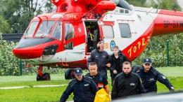 Einsatzkräfte finden Forscher tot in polnischer Höhle