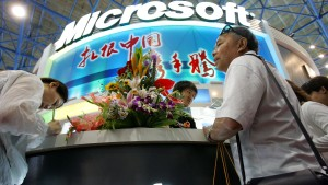 China nimmt Microsoft ins Visier