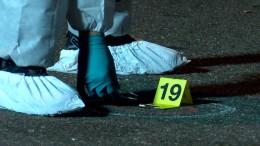 Sechs Verletzte nach Schüssen in Mannheim