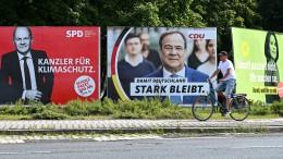 Die CDU in der Defensive