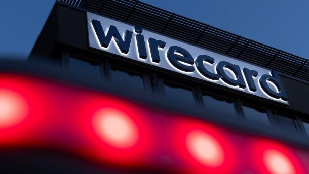 Wirecard fliegt im August vorzeitig aus Dax