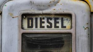 Diesel, Wahlen, Dauerbaustellen