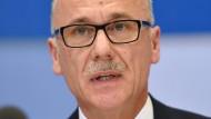 Robert Schäfer, Präsident des Landesamtes für Verfassungsschutz in Hessen