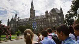 Universitätsskandal erschüttert Vereinigte Staaten