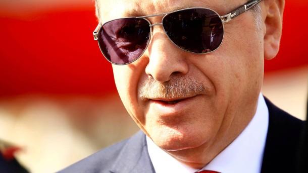 Erdogans Kontrollwahn