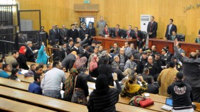 Port Said clashes trial