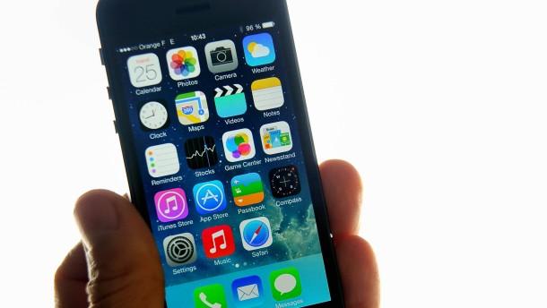 Apple schließt Sicherheits-Lücken