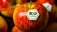 Niedrige Preise für Lebensmittel machen Bio attraktiv