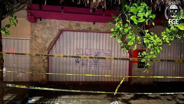 Deutsche Touristin in Mexiko erschossen