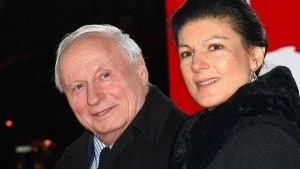 """Lafontaine: So soll """"Aufstehen"""" die AfD stoppen"""