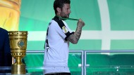 Eintracht-Routinier Marco Russ will sich in diesem Jahr die goldene Medaille umhängen.