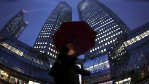 Wer braucht die Deutsche Bank?