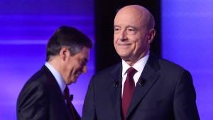 Konservative fordern Fillons Rücktritt
