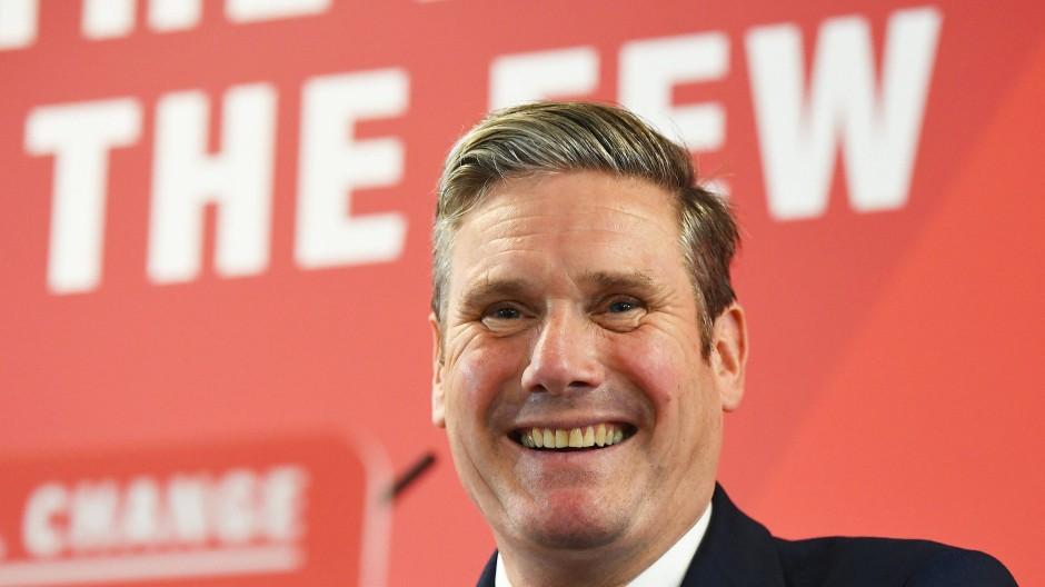 Keir Starmer neuer Labour-Chef