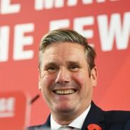 Der neue Labour-Chef Keir Starmer
