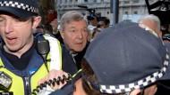 Australischer Kardinal weist Missbrauchsvorwürfe von sich