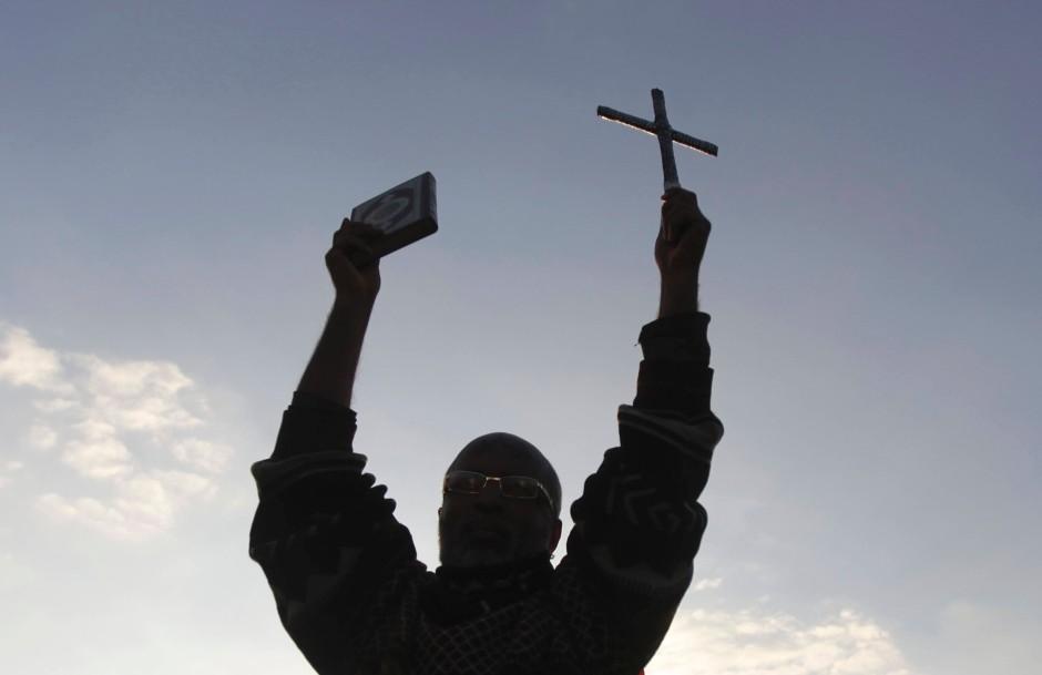 Koran und Kreuz: die Proteste in Ägypten sind noch nicht vorbei
