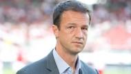 Der neue starke Mann bei der Eintracht? In Frankfurt spricht alles für Fredi Bobic