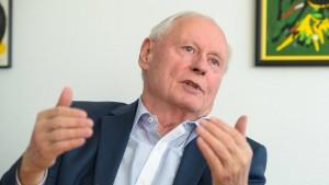 Lafontaine hält Fusion von SPD und Linken für notwendig