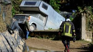 Immer mehr Todesopfer in Italien