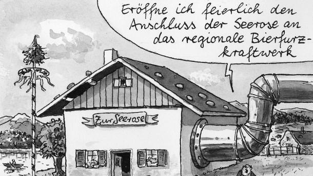 Merkel kümmert sich selbst um die Energiewende