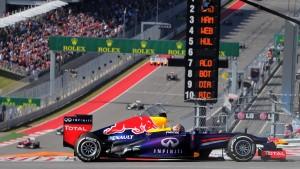 Vettel, der Achtfache