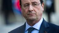 Mon dieu, Monsieur le président: Präsident Hollande muss bei den Kommunalwahlen eine weitere harte Niederlage hinnehmen
