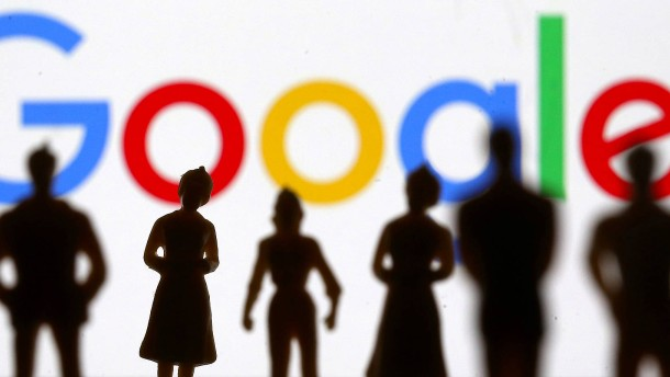 Milliardenklage gegen Google in Amerika