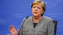 """Merkel warnt vor """"Wettbewerber"""" durch Brexit"""