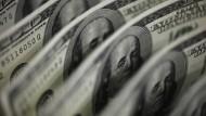 Der Dollar hat seit dem Wahlsieg von Donald Trump gegenüber dem Euro deutlich an Wert gewonnen.