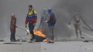 Wieder Tote bei Protesten gegen die Regierung Maduro