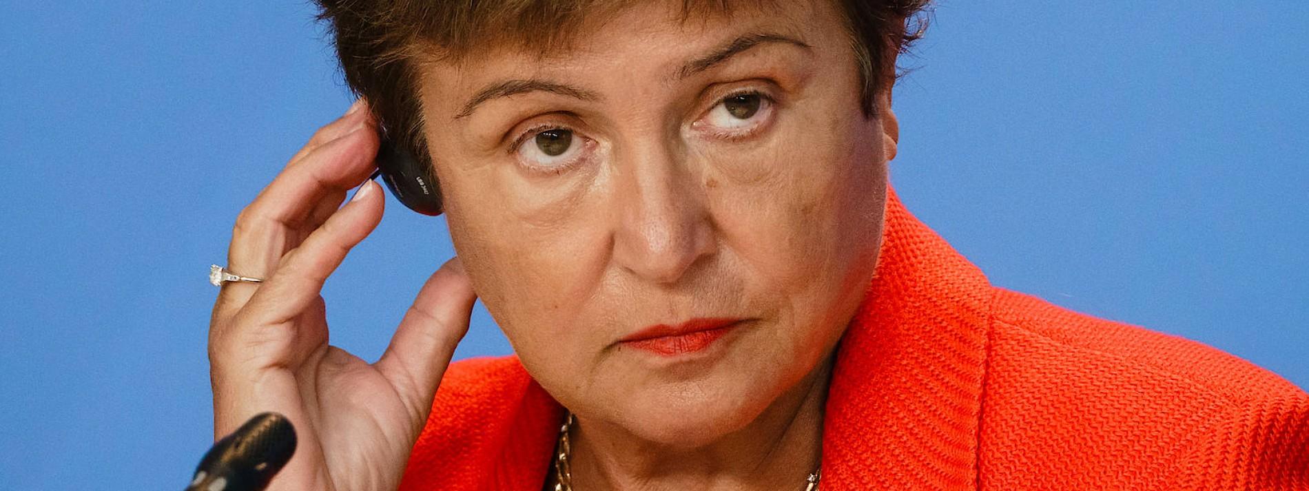 Manipulationsverdacht gegen IWF-Chefin