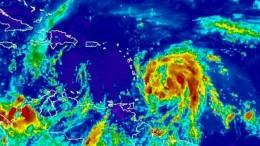 "Dritter Wirbelsturm: ""Maria"" bedroht die Karibik"