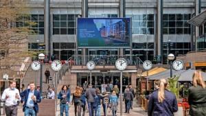 Londons City kämpft gegen den Aderlass