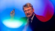 Jörg Meuthen ist AfD-Spitzenkandidat für die Europawahl