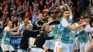 Hannover-Burgdorf kann auch DHB-Pokal